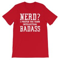 Loudpig The Intellectual Badass T-Shirts