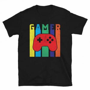 Loudpig Gamer Control T-Shirts