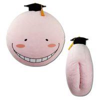 Assassination Classroom Koro Pink Hand-Warming Pillow Pillows & Cushions