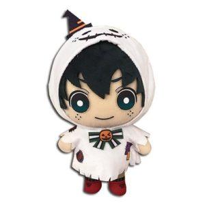 My Hero Academia Deku in Halloween Ghost Costume 8″ Plush Anime Plushies