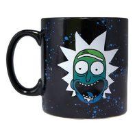 Rick and Morty Rick Wubba Lubba Mug Mugs