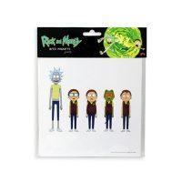 Rick and Morty Magnet 5-Pack Set Magnets