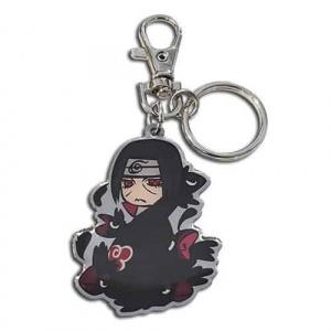 Naruto Shippuden Itachi Metal Keychain Keychains