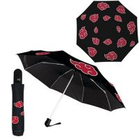 Naruto Shippuden Akatsuki Cloud Umbrella Umbrellas