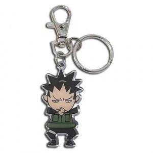 Naruto Shippuden Shikamaru Metal Keychain Keychains