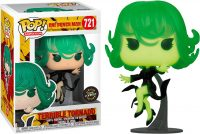 Funko Pop! One Punch Man Flying Tornado (Chase) Pop! Vinyl Figure Figures