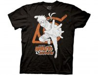Naruto Shippuden Naruto Hidden Leaf Symbol T-Shirt T-Shirts