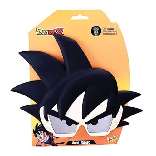 Dragon Ball Z Goku Sun-Staches Sale