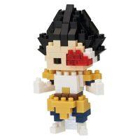 Dragon Ball Z Vegeta Nanoblock Constructible Figure Construction Toys
