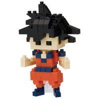 Dragon Ball Z Goku Nanoblock Constructible Figure Construction Toys