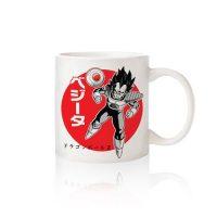 Dragon Ball Z White Vegeta Mug Mugs & Cups