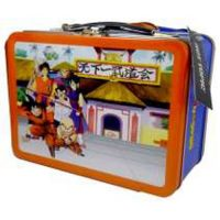 Dragon Ball Z Tin Lunch Box Lunch Boxes