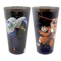 Dragon Ball Z Black Pint Glass Pint Glasses