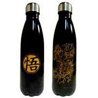 Dragon Ball Z Black Steel Water Bottle Water Bottles