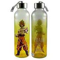 Dragon Ball Z Glass Water Bottle Water Bottles
