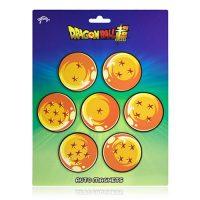 Dragon Ball Super Dragon Ball Car Magnet 7-Pack Set Magnets