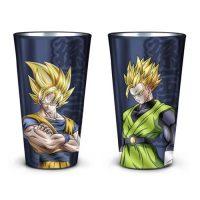 Dragon Ball Z Goku and Gohan Pint Glass 2-Pack Pint Glasses