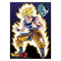 Dragon Ball Z Super Saiyan Goku Wall Scroll Posters
