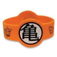 Dragon Ball Super Kamen Symbol PVC Wristband Bracelet Bracelet