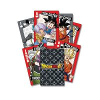 Dragon Ball Super Champa Characters Group Playing Cards Playing Cards