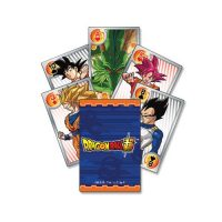 Dragon Ball Super Battle of Gods Characters Group Cards Playing Cards