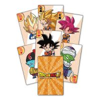 Dragon Ball Super SD Group Playing Cards Playing Cards