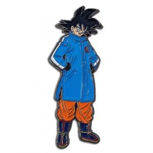 Dragon Ball Super Broly Goku Sab Jacket Pin Pins