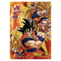 Dragon Ball Z: Battle of Gods Group Wall Scroll Posters