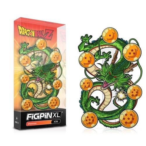 Dragon Ball Z Shenron FiGPiN XL Enamel Pin Pins