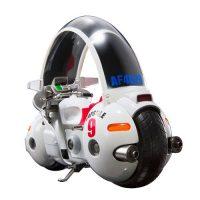Dragon Ball Bulma's Motorcycle SH Figuarts Vehicle Vehicles