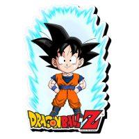 Dragon Ball Z Goku Youth Funky Chunky Magnet Magnets