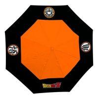 Dragon Ball Z Goku Symbols Umbrella Umbrellas