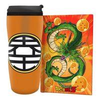 Dragon Ball Z Tumbler and Journal Travel Gift Set Gift Sets
