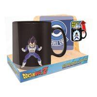 Dragon Ball Z Vegeta Magic Mug and Coaster Gift Set Gift Sets