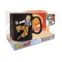 Dragon Ball Z Goku vs. Buu Heat-Change Mug Gift Set Gift Sets