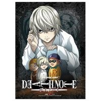Death Note Near and Puppet Wall Scroll Posters