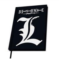 Death Note L Notebook Journals