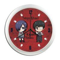 Tokyo Ghoul Kaneki and Touka Wall Clock Clocks