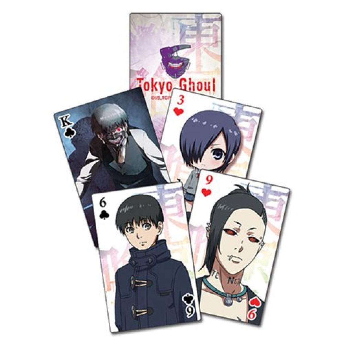 Tokyo Ghoul Chibi Playing Cards Playing Cards 4