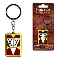 Hunter x Hunter – Hunter License Keychain Keychains