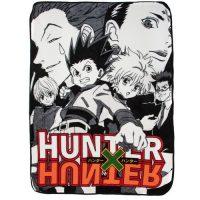 Hunter X Hunter Fleece Throw Blanket Blanket