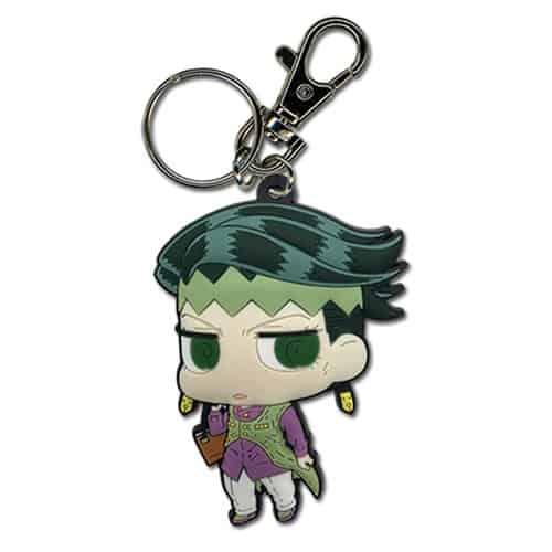 JoJo's Bizarre Adventure Rohan PVC Key Chain Keychains