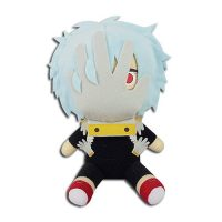 My Hero Academia Tomura Shigaraki Sitting 7″ Plush Anime Plushies
