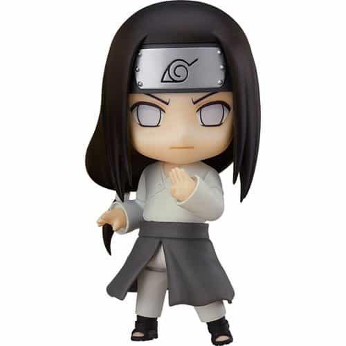 Naruto Hokage Hat Roblox Naruto Shippuden Neji Hyuga Nendoroid Action Figure Loudpig Anime