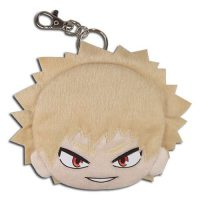My Hero Academia Katsuki Bakugo Plush Coin Purse Coin Purse