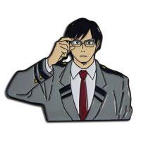 My Hero Academia Tenya Iida Enamel Pin