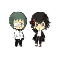 Tokyo Ghoul:re Mutsuki and Suzuya Pin Set