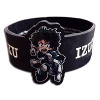 My Hero Academia Deku PVC Wristband Jewelry