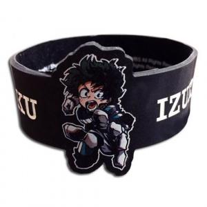 My Hero Academia Deku PVC Wristband Jewelry