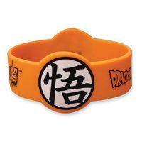 Dragon Ball Super Goku Symbol PVC Wristband Bracelet Jewelry